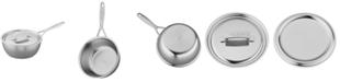 Demeyere Industry 2-Qt. Stainless Steel Saucier