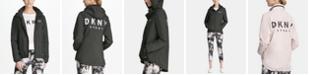 DKNY Sport Convertible Hooded Windbreaker