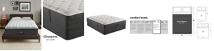 "Beautyrest BRS900-C-TSS 14.5"" Plush Mattress Set - Queen, Created for Macy's"