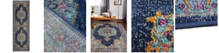 "BB Rugs CLOSEOUT!  Alexa ALX-40 2'6"" x 8' Runner Area Rug"