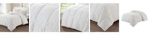 Ac Pacific Luxury Goose Down Medium Warmth Comforter, Queen