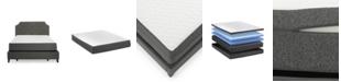 "Motion Trend 10"" Memory Foam Full Mattress"