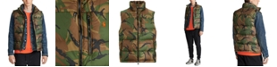 Polo Ralph Lauren Men's Patterned Down Vest