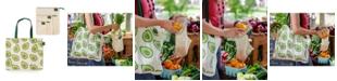 Goodful Farmer's Market Reusable Bags, Set of 4
