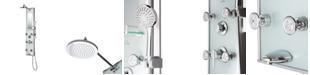 Pulse Shower Spas Pulse ShowerSpas Kihei Ii Shower Panel