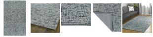 Kaleen Lucero LCO01-68 Graphite 8' x 10' Area Rug