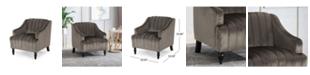 Noble House Carleson Club Chair