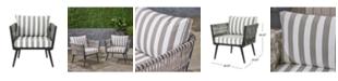 Noble House Oceanus Outdoor Chair