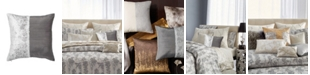 Michael Aram Metallic Texture Decorative Pillow