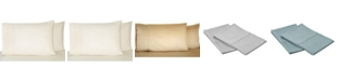 Belle Epoque 420 TC Supima Pillowcase Pair with Hem Stitch, King