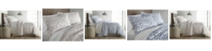 Southshore Fine Linens Forevermore Luxury Cotton Sateen Duvet Cover and Sham Set, King
