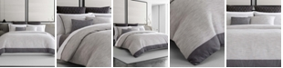 Vera Wang Grisaille Weave Bedding Collection