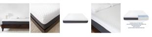 """SensorGel SensorPEDIC 10"""" 3-Layer Gel-Infused Memory Foam Firm Mattress - California King"""