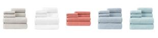 Caro Home Empire 6 Piece Towel Set