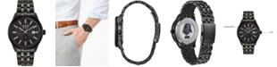 Citizen Citizen Eco-Drive Men's Star Wars Darth Vader Black Stainless Steel Bracelet Watch 41mm