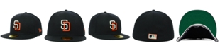 New Era San Diego Padres Cooperstown 59FIFTY Cap