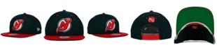 New Era New Jersey Devils Vintage 2-Tone 9FIFTY Snapback Cap