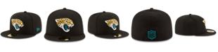 New Era Jacksonville Jaguars Team Basic 59FIFTY Fitted Cap