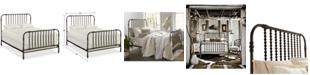 Furniture Athos Metal Queen Bed