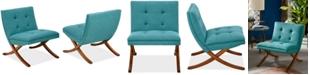 Furniture Zion Lounge, Quick Ship