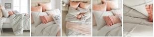 Peri Home Chenille Lattice 2-Pc. Twin Comforter Set