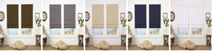 The Cordless Collection Insulating Cordless Roman Shade, 58x72