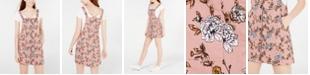 Tinseltown Juniors' Blush Floral Skirtall