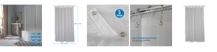 Bath Bliss 2 Pack Heavy Weight Shower Liner
