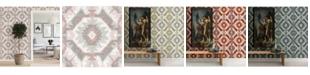 """A-Street Prints 20.5"""" x 396"""" Kazac Light Shibori Wallpaper"""