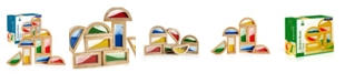 Guidecraft, Inc Guidecraft Rainbow Blocks - Sand