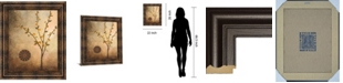 "Classy Art Fall Stem in The Light by Michael Marcon Framed Print Wall Art, 22"" x 26"""