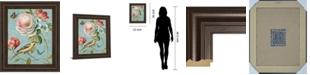 "Classy Art Spring Romance II by Lisa Audit Framed Print Wall Art, 22"" x 26"""