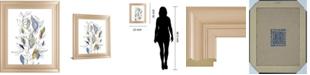 "Classy Art Spring Leaves II by Meyers, R. Framed Print Wall Art, 22"" x 26"""