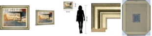 "Classy Art Zeppelin by Aliaga C. Framed Print Wall Art, 22"" x 26"""
