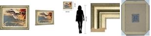 "Classy Art Wheels and Wings by Aliaga, C. Framed Print Wall Art, 22"" x 26"""
