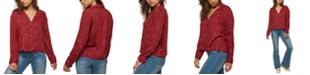 O'Neill Juniors' Drake Printed Shirt