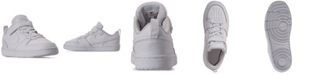 Nike Little Kids Court Borough Low 2 Casual Sneakers from Finish Line