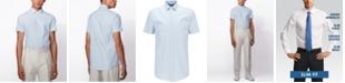 Hugo Boss BOSS Men's Jats Light Pastel Blue Shirt