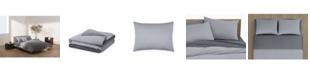 Calvin Klein Grid Formation Comforter Set, Twin