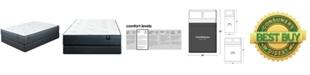 "Restonic Ascot 14"" Firm Mattress Set- Full"