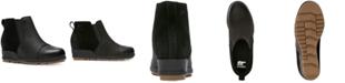 Sorel Women's Evie Lug Sole Pull-On Booties