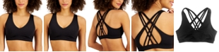 Ideology Low-Impact Sports Bra, Created for Macy's