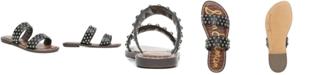 Sam Edelman Women's Gianetta Studded Sandals