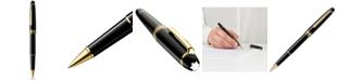 Montblanc Black Meisterstück Classique Rollerball Pen 12890