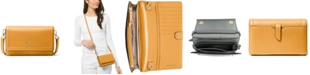 Michael Kors Jet Set Charm Leather Phone Crossbody