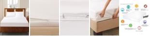Sleep Philosophy Bed Guardian by 3M Scotchgard Waterproof Bed Twin XL Mattress Protector