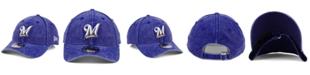 New Era Milwaukee Brewers Italian Washed 9TWENTY Cap