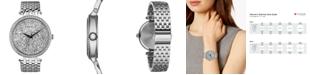 Caravelle  Women's Stainless Steel Bracelet Watch 38mm