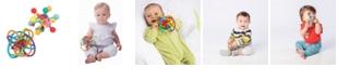 Redbox Manhattan Toy Winkel Rattle And Atom Teether Baby Toy Set