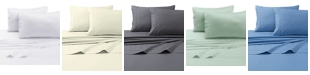 Tribeca Living 300 Thread Count Bamboo from Rayon Extra Deep Pocket Queen Sheet Set